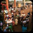 Bilder von aktuellen Aufklärungsprojekte in Westafrika